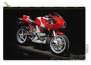 Ducati Mhe Mike Hailwood Evoluzione Carry-all Pouch