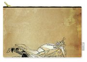 Ducati Motorcycle Quote Carry-all Pouch