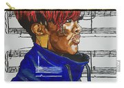 Rapsody In Solitude Carry-all Pouch