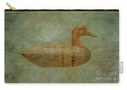 Duck Decoy Number Three Carry-all Pouch
