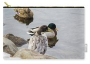 Duck, Duck Carry-all Pouch