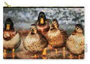 Duck - Id 16235-220308-3425 Carry-all Pouch
