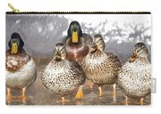 Duck - Id 16235-220402-2840 Carry-all Pouch