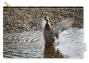 Duck In A Flap Carry-all Pouch