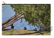 Duck Into The Shade Carry-all Pouch