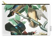 Lummer Or Wood Duck Carry-all Pouch