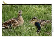 Duck Meeting At Frankenmuth Carry-all Pouch