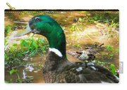 Duck On The Lake 1 Carry-all Pouch
