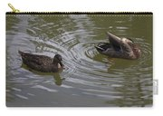 Duck Pair Carry-all Pouch