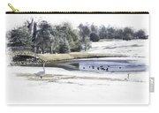Broadmoor Winter Swim Carry-all Pouch