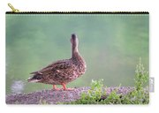Duck Ponders Carry-all Pouch