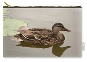 Duck Reflecting Carry-all Pouch
