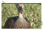Duck Stare Carry-all Pouch