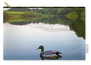 Duck Carry-all Pouch by Svetlana Sewell