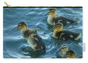 Ducklings Carry-all Pouch