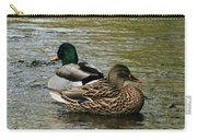 Ducks 1 Carry-all Pouch