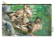 Ducks-a Carry-all Pouch