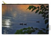 Ducks At Daybreak  Carry-all Pouch