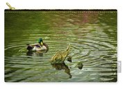 Ducks Life Carry-all Pouch