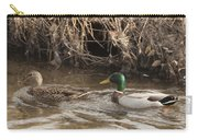 Ducks Carry-all Pouch