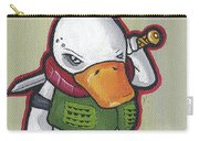 Ducky Death Carry-all Pouch