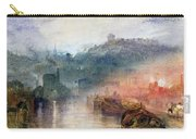 Dudley Worcester Carry-all Pouch by Joseph Mallord William Turner