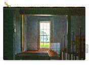 Dudley's Chapel Window - Painting Effect Carry-all Pouch