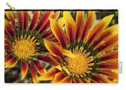 Dueling Gerberas Carry-all Pouch
