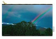 Dueling Rainbows Carry-all Pouch