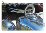 Duesenberg Hood Ornament  Carry-all Pouch