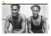 Duke And Sam Kahanamoku Carry-all Pouch