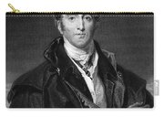 Duke Of Wellington Carry-all Pouch by Granger