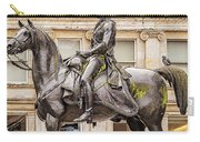 Duke Of Wellington Statue Carry-all Pouch