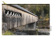 Dummerston Covered Bridge Carry-all Pouch