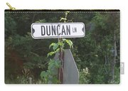 Duncan Ln Carry-all Pouch
