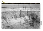 Dune - Black And White Carry-all Pouch