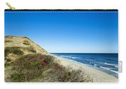 Dune Cliffs And Beach Carry-all Pouch
