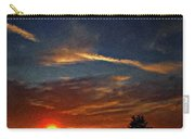 Dune Dreaming Impasto Carry-all Pouch