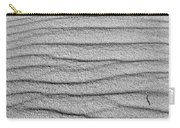 Dune Textures In Monochrome Carry-all Pouch
