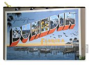 Dunedin Florida Post Card Carry-all Pouch