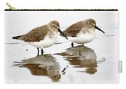 Dunlin Seeing Double Carry-all Pouch