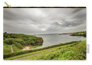 Dunmore East Cliffs Carry-all Pouch