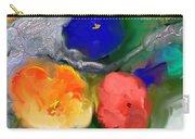 Duo De Fleurs 2 Carry-all Pouch
