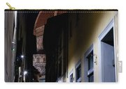 Duomo In The Dark Carry-all Pouch by Matthew Wolf