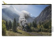 Durango And Silverton Train At Elk Park Wye Carry-all Pouch