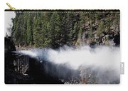 Durango Silverton Blowing Off Steam Carry-all Pouch
