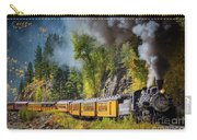 Durango-silverton Narrow Gauge Railroad Carry-all Pouch