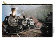 Durango - Silverton Railroad Carry-all Pouch