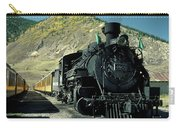 Durango-silverton Trains Carry-all Pouch
