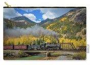 Durango-silverton Twin Bridges Carry-all Pouch